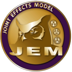 Joint Effects Model (JEM) logo