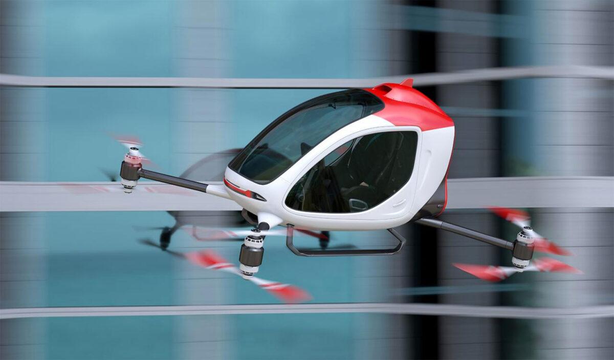 Urban Air Vehicle
